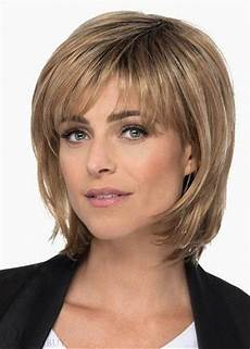 medium length layered bob with bangs synthetic hair lace