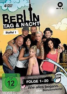 Berlin Tag Undnacht - berlin tag und nacht staffel 1 dvd bei weltbild de
