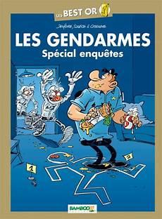 Serie Les Best Or Les Gendarmes Bdnet
