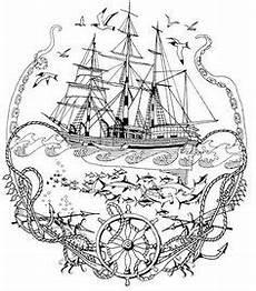 Malvorlagen Erwachsene Schiffe Schiffe Segelschiffe Schiffe Ausmalen Und