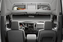 2012 Nissan NV Cargo Interior Photos  CarBuzz