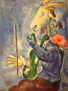 Marc Chagall Werke - marc chagall werke deko feiern zenideen