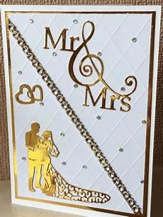 Malvorlagen Gold Gold And White Wedding Card Karte Hochzeit