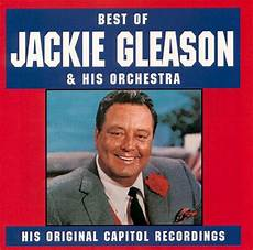 Cross Cleson the best of jackie gleason capitol curb jackie gleason