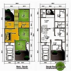 25 Gambar Sketsa Denah Rumah Minimalis Design Info On