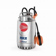 pompe de relevage des eaux usées pompe de relevage eaux pluviales inox 0 75kw 280l min