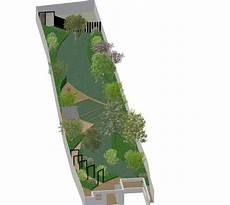 A Designing Garden Design Ideas Narrow