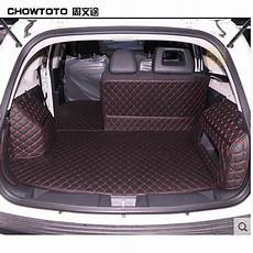 Chowtoto Aa Special Trunk Mats For Jeep Patriot Durable
