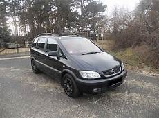 Verkauft Opel Zafira 2 0 Ditd 7 Sitzer Gebraucht 2002