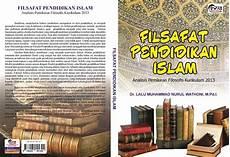 Cover Filsafat Pendidikan Islam Bukuajar