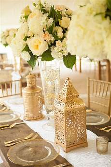 gold sequin wedding vases that shimmer mon cheri bridals