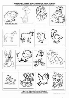 animals worksheets esl 13854 animal activities esl worksheets for distance learning and physical classrooms