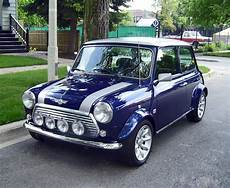 1996 Rover Mini Cooper A Picture By My Friend