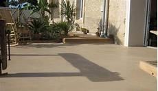 Beton Decoratif Pour Terrasse Exterieure Ext 233 Rieur B 233 Ton Cir 233 Enduit Peinture R 233 Sine Photos