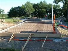 dalle beton pour garage poser une dalle b 233 ton votre conseil