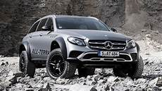 mercedes classe e all terrain mercedes e class all terrain 4x4 2 is a dystopian wagon