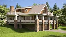 hillside house plans for sloping lots 22 sloped lot house plans walkout basement to get you in