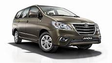 2014 toyota innova limited edition launched in india at rs 12 90 lakh overdrive