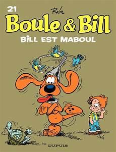Boule Bill 21 Bill Est Maboul Issue