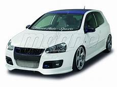 vw golf 5 gt gti newline front bumper extension