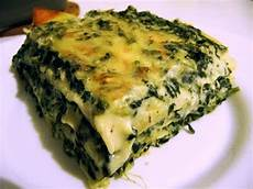 Lasagne Mit Spinat - how to make spinach lasagne easy recipe