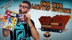 lego magazine wars 14 sandcrawler limited edition