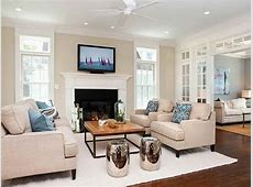 Interior Design Ideas Living Room with Fireplace   YouTube