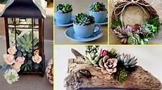 Terracotta Home Decor Ideas by Diy Succulent Plant Terrarium Ideas I Home Decor Ideas