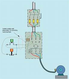 Industrial Compressor 3 Phase Wiring Diagram by 3 Phase Air Compressor Motor Starter Wiring Diagram