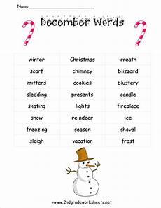 christmas worksheets and printouts
