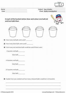 probability worksheets primary resources 5871 101 best maths printable worksheets primaryleap images on