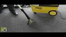 kärcher puzzi 100 karcher carpet cleaner puzzi 100 demonstration