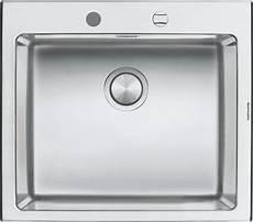 lavello incasso una vasca lavello b open incasso da 58x51 barazza srl