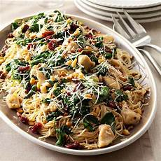 angel hair pasta with chicken recipe taste of home angel hair with chicken cherries recipe taste of home