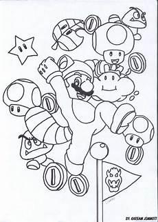 Malvorlagen Mario Hd Mario Zum Ausmalen Das Beste Ausmalbilder Mario Sch 246 N