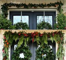 lichterkette fenster befestigen a garland hack and how to make and hang window swag