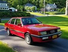 car repair manuals online pdf 1987 audi 4000 navigation system 1987 audi 4000cs quattro german cars for sale blog