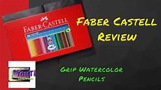 faber castell review grip watercolor pencils