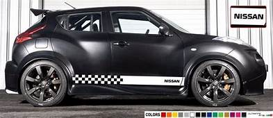 Sticker Decal Side Stripe For Nissan Juke 2011 2012 2013