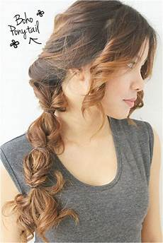 15 hot side ponytail hairstyles romantic sleek sexy casual looks for long hair popular
