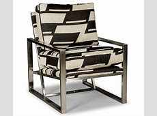 Rachael Ray Home Highline Collection: Metal Accent Chair