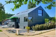 hausbau fassaden und dachbau aus aluminium bauherren