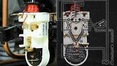 fractional compressor wiring simplifying the wiring of a light commercial compressor youtube