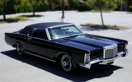 Lincoln Continental Mark III  Wikipedia