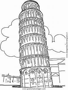 geografie weltwunder torre pisa jpg lustige malvorlagen