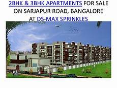 Apartments For Sale In Road Bangalore by 2bhk 3bhk Apartments For Sale On Sarjapur Road