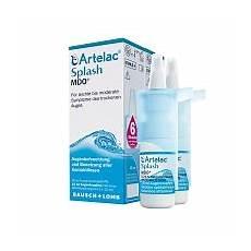 artelac splash mdo augentropfen 2x15 ml