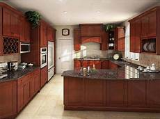 kitchen colors with cherry cabinets photos of the popular kitchen paint colors with cherry