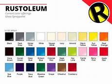 rustoleum colors for metals 8 rust oleum spray paint color chart laurensthoughts com