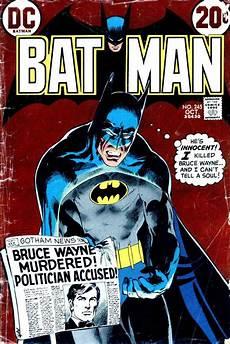 batman 245 neal art cover pencil ink
